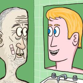 Mirror Perception - Computer Graphic 2003