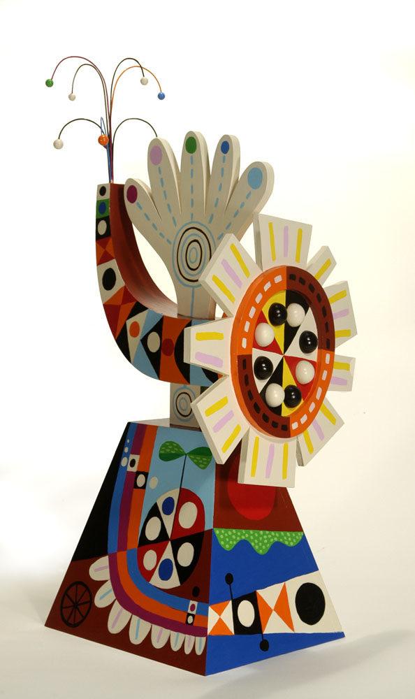Sunlifter - sculpture