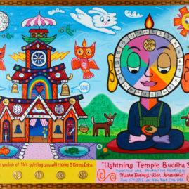 Lightning Temple Buddha 24/7