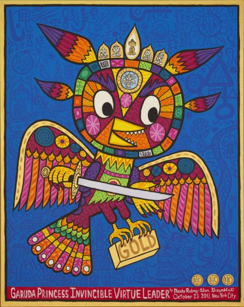 Garuda Princess Invincible Virtue Leader