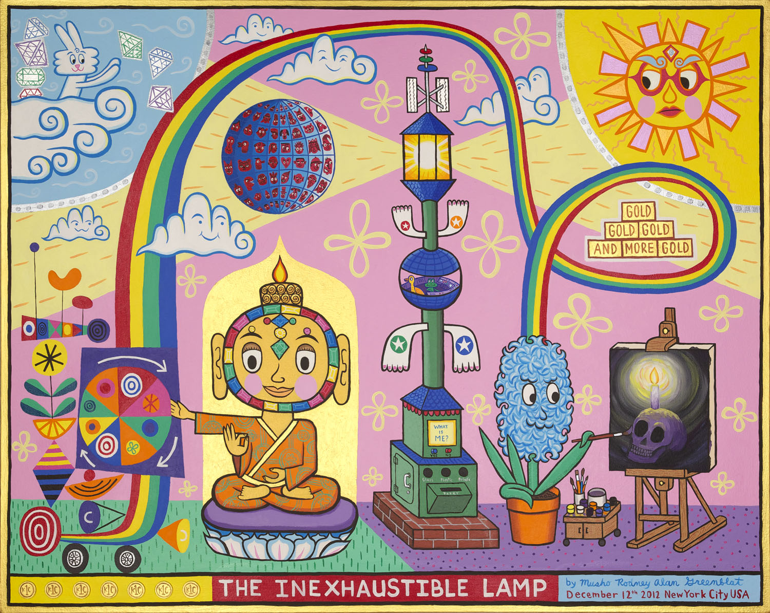 The Inexhaustible Lamp