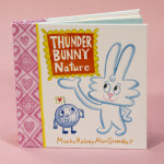 Thunder Bunny Nature Book