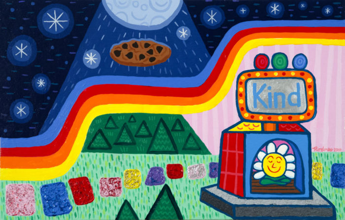 """Kindness Filling Station"" 2014"