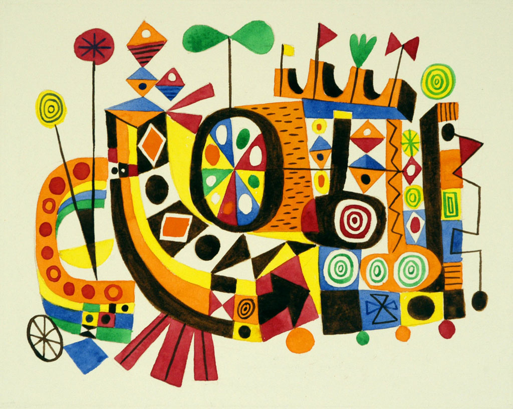 """""""Hope Park Improvisation"""" by Rodney Alan Greenblat"""