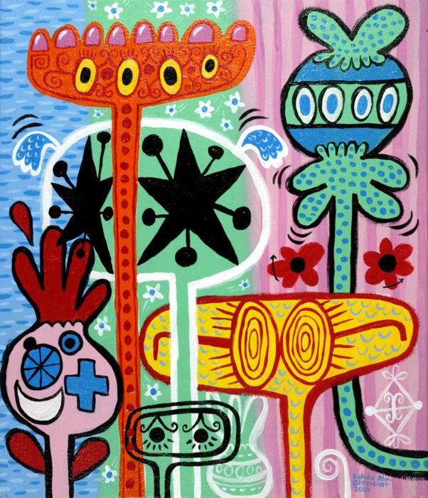 Star Garden - 2003